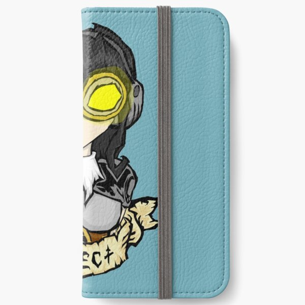 Posey the Reject iPhone Wallet