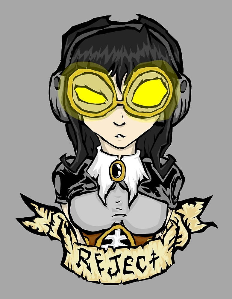 Posey the Reject by Necrofessor