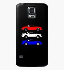 Ford Mustang Fox Body Side Case/Skin for Samsung Galaxy