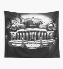 DeSoto 1950 2-Door Custom Wall Tapestry