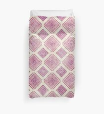 Square Rooms Duvet Cover