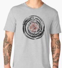 Old Vinyl Records Urban Grunge Men's Premium T-Shirt