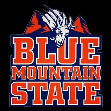 Blue montain state logo by wardcu