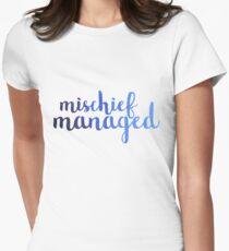 Blue Mischief Managed T-Shirt