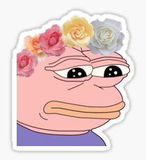 Pastel Pepe [VERY RARE] Sticker