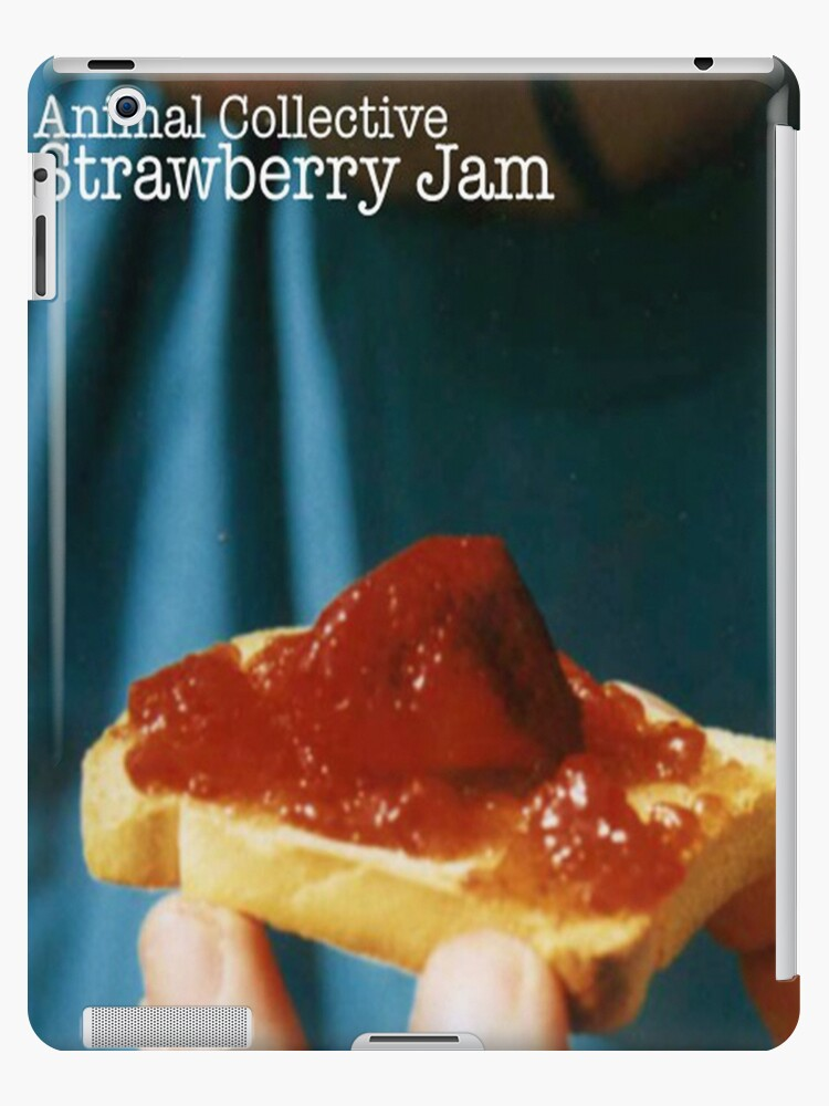 Animal Collective- Strawberry Jam Alternative Artwork by atphillips