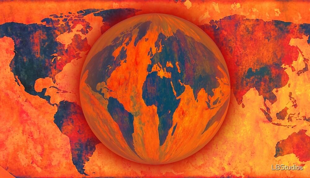 World on fire - 218 by LBStudios