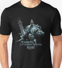 Lich King's Command Unisex T-Shirt
