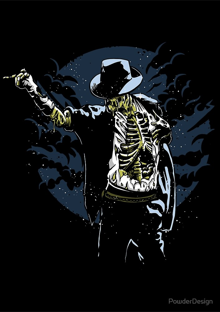 Pop Zombie by PowderDesign