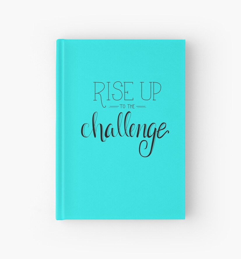 Rise Up to the Challenge by am-creativedawn