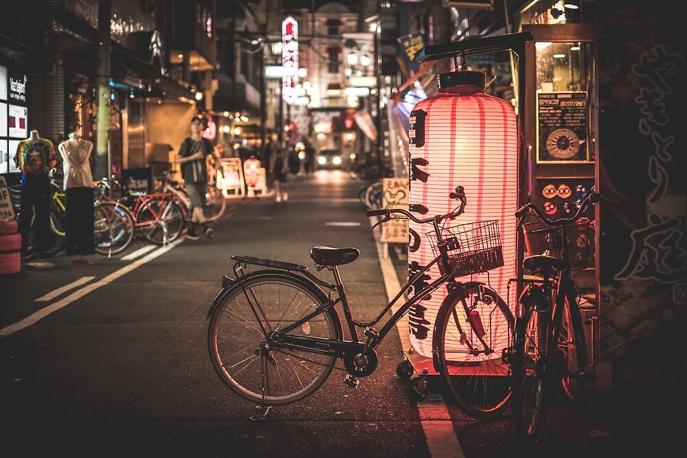Osaka Bike by robmasterton
