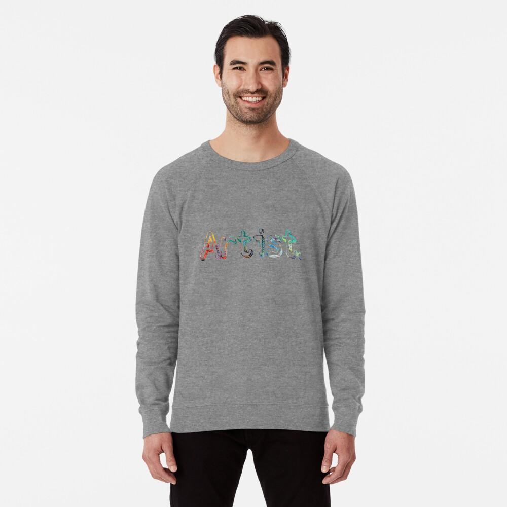 Künstler Art Painter Geschenk Leichter Pullover