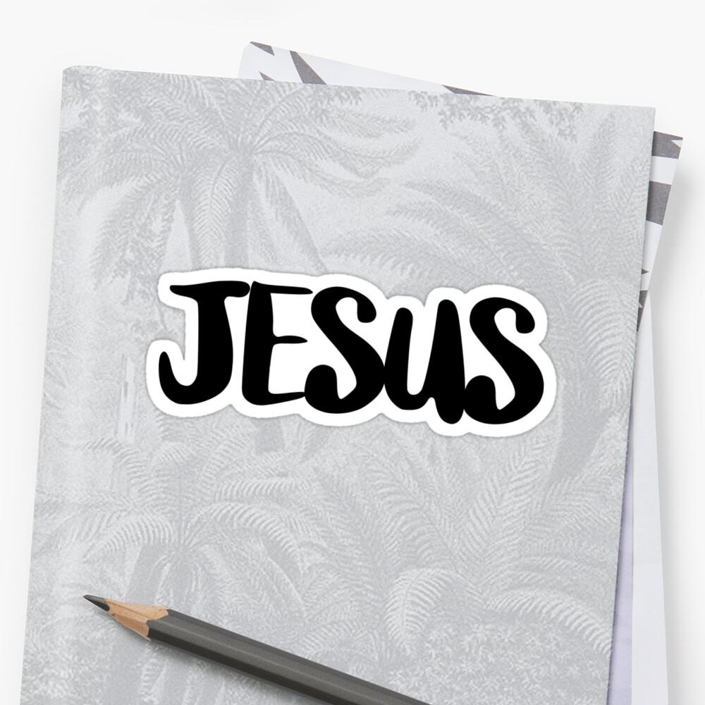 JESUS by FTML
