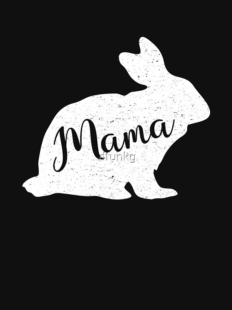 Mama Bunny Lover, Pet Owner by dfunky