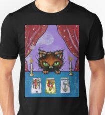 Tarot Kitten Unisex T-Shirt