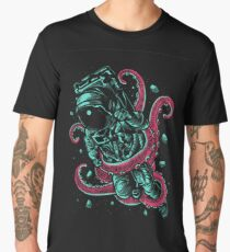 Attack of the Octopus! Men's Premium T-Shirt