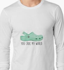 you croc my world T-Shirt