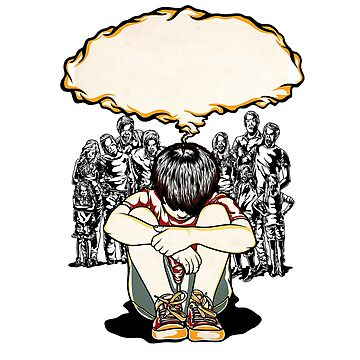 Stop Bullying For Children by DanielDaWhite