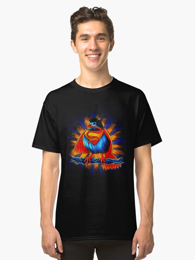 bird Classic T-Shirt Front