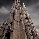 Saint Patrick's Cathedral. by Alex Preiss