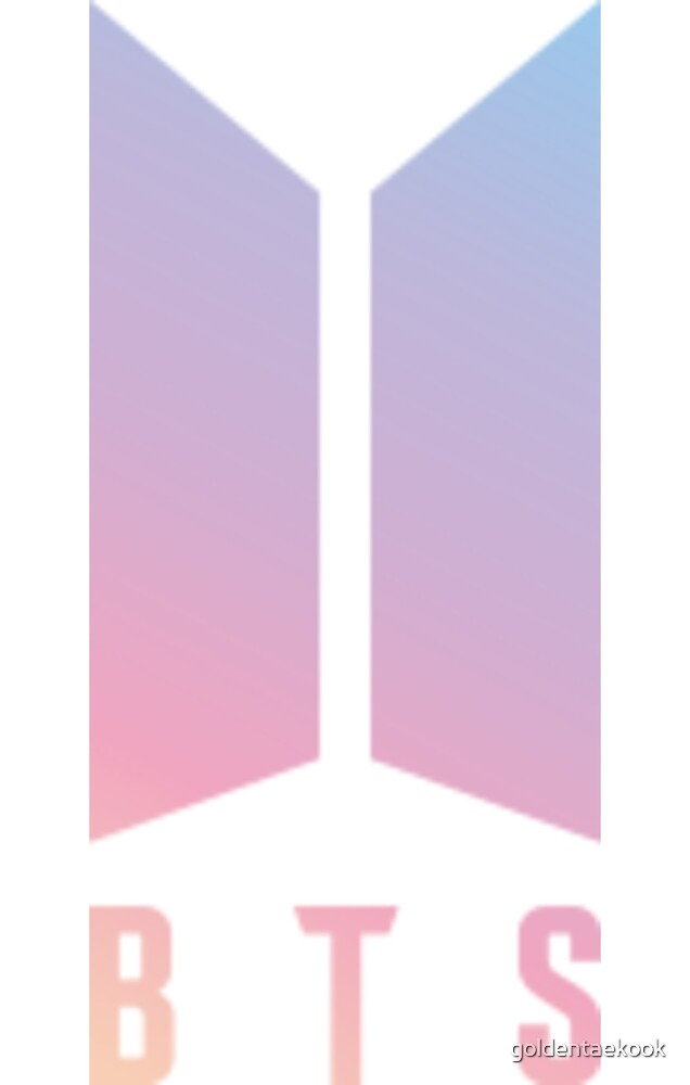 BTS_ NEW LOGO by goldentaekook