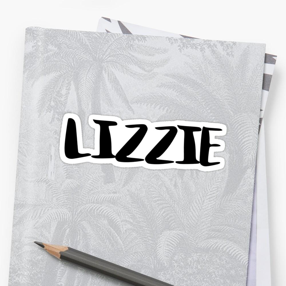 LIZZIE by FTML