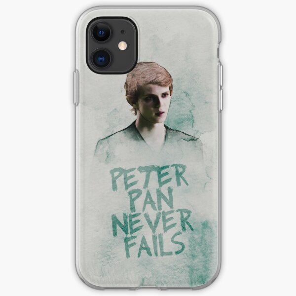 NEVER FAILS;  iPhone Soft Case