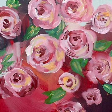 Riotous Roses by Lauraart70