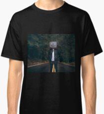 Evil TV  Classic T-Shirt