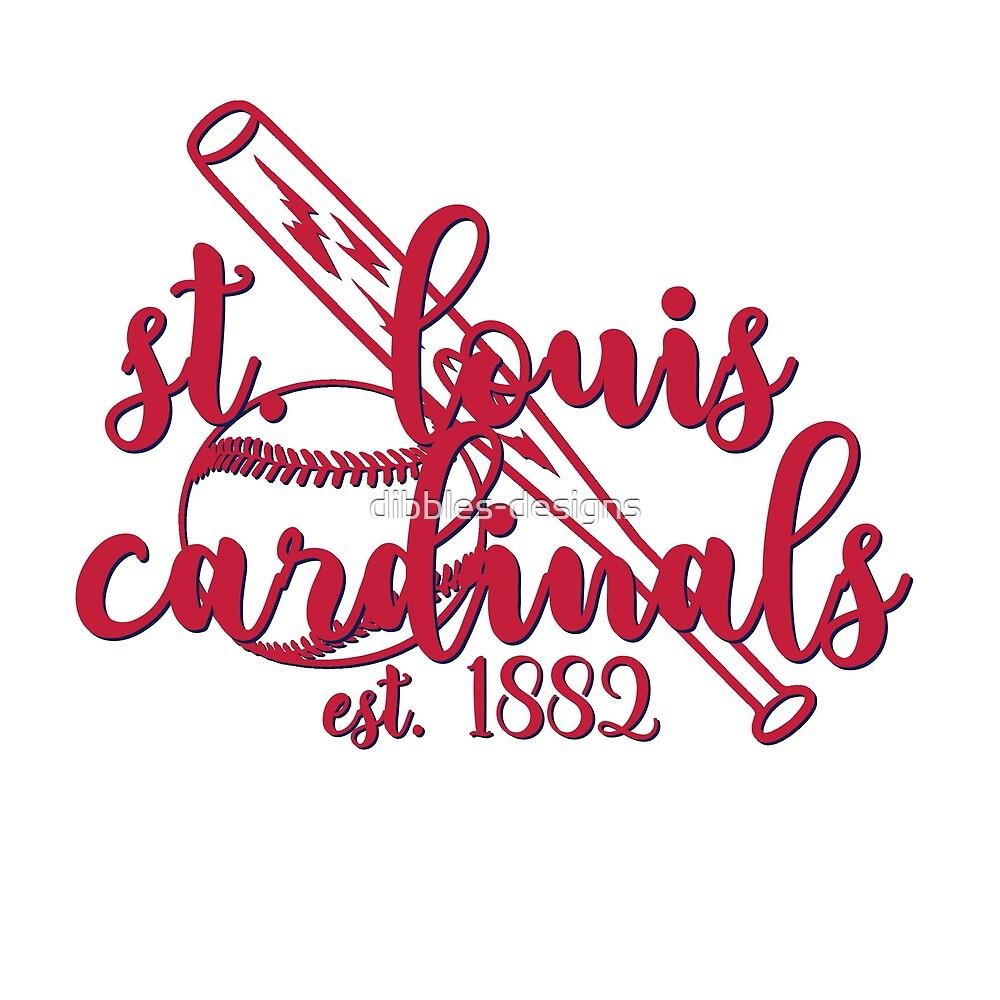 St. Louis Cardinals - ver. 1 by dibbles-designs