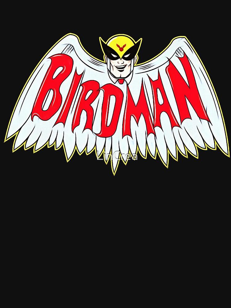 Birdman by LinCrea
