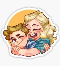 DEH - Evan & Heidi Sticker
