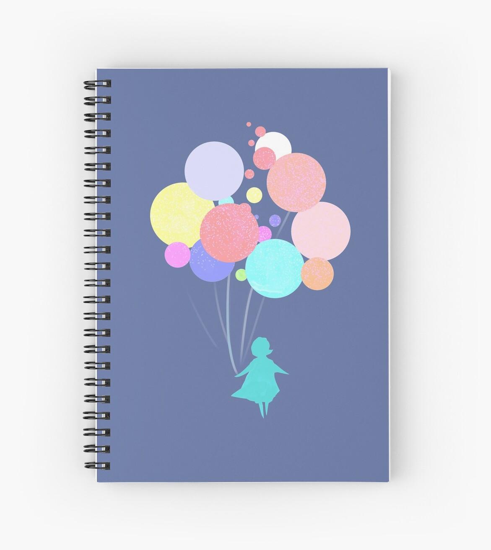 Childhood Balloons by Koha