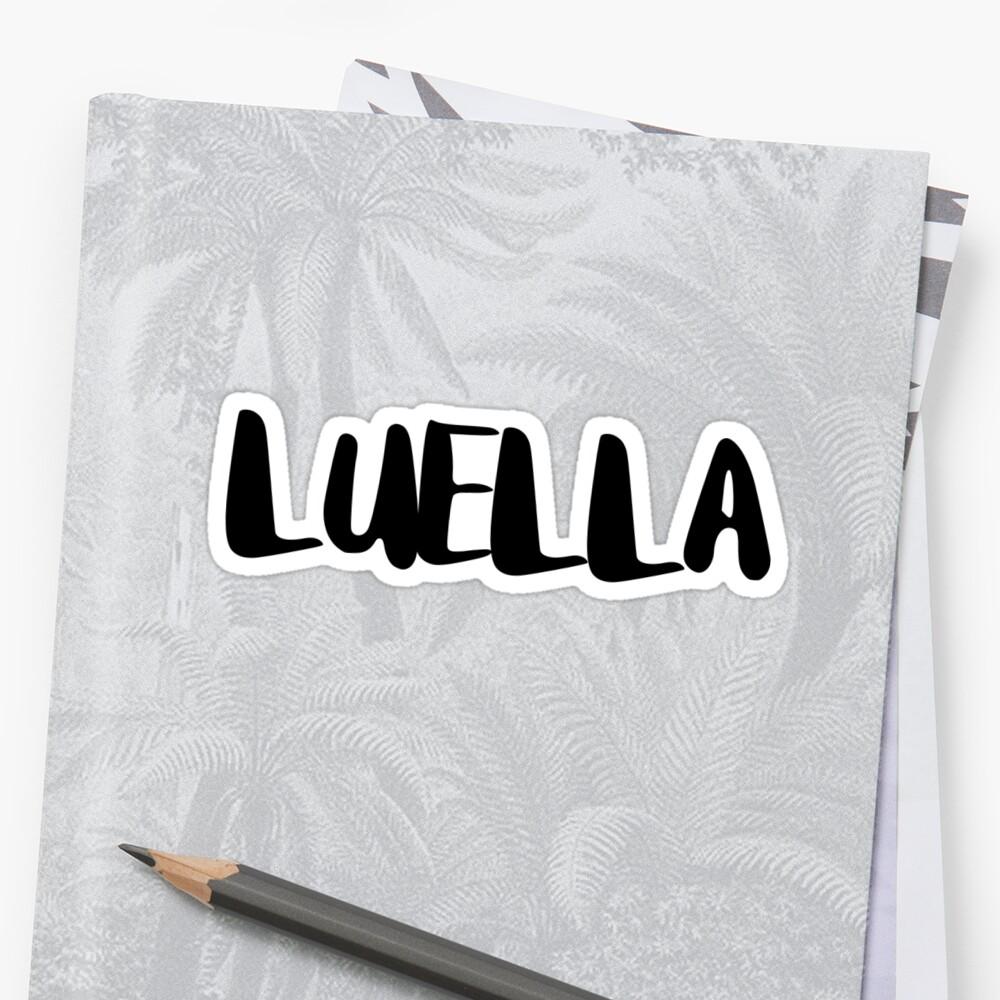 LUELLA by FTML