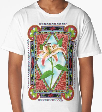 Gilding the Lily Long T-Shirt