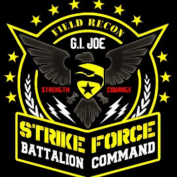 strike force by Florence23