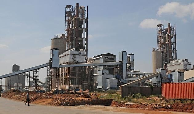 The largest cement plants in India by cementindia