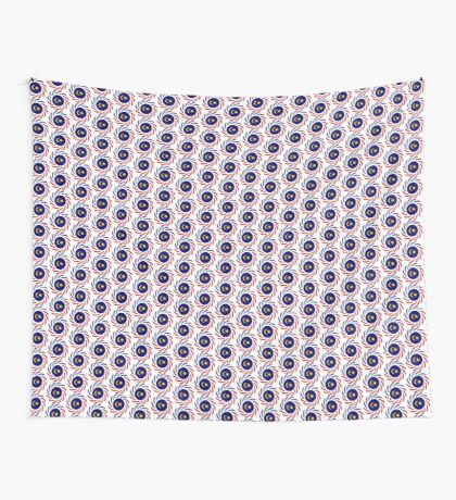 Malaysian American Multinational Patriot Flag Series Wall Tapestry