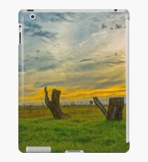 Old Stumps... iPad Case/Skin