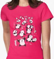 PANDAMONIUM Fitted T-Shirt