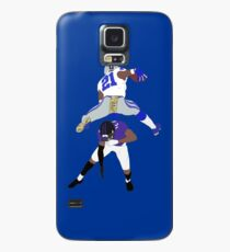 Ezekiel Elliott Hurdle Case/Skin for Samsung Galaxy