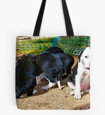 """""""What about me? it isn't fair"""" Tote Bag"""