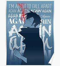 About To Fall Again Poster