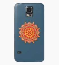 Sacred Pizza Case/Skin for Samsung Galaxy