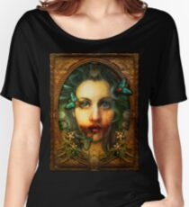 """Meat is Murder (Memento Mori)"" Women's Relaxed Fit T-Shirt"