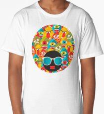 Chicken monster Long T-Shirt