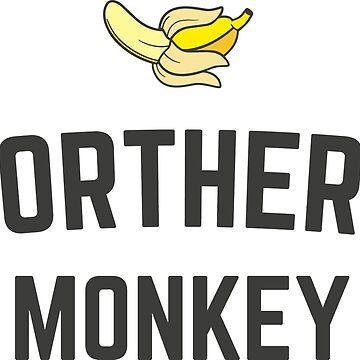 Northern Monkey by jasebloordesign