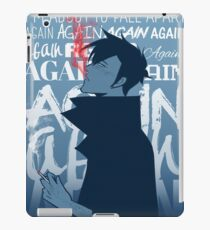 About To Fall Again iPad Case/Skin
