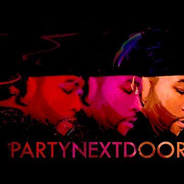 partynextdoor by jadawesora