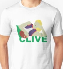 Clive Waterhouse - Classic Freo Green T-Shirt